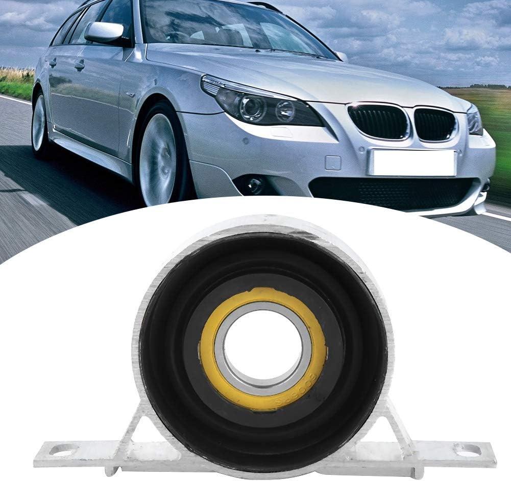 Qii lu Soporte de rodamiento central del eje de transmisi/ón del coche para 525i 530xi X3 26127521855 Aleaci/ón de caucho aluminio