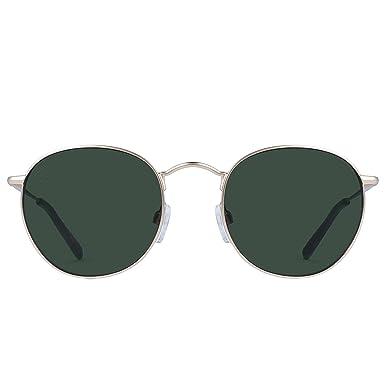 900c9ce82b Image Unavailable. Image not available for. Color  RAEN Optics Unisex  Benson Japanese Gold Brindle Tortoise Sunglasses