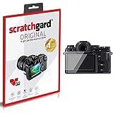 Scratchgard Anti-Bubble and Anti-Fingerprint Screen Protector for Fujifilm X-T3