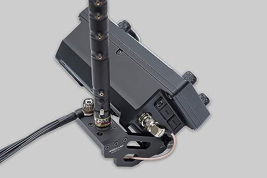 WINDCAMP Soporte de antena de liberación rápida para ...