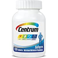 Centrum Multivitamin for Men, Other, 120 Count