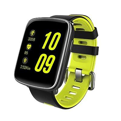 Nouveau écran Couleur GV68 Cardiofréquencemètre Bracelet Sport Smart Bracelet Bluetooth Smart Wear Bracelet Bluetooth avec Android 4.4 et IOS 8.0 DUWIN