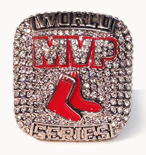 Boston Red Sox 2013 World Series Ring - David Ortiz Replica - Mens Size 11 Shipped from - World Rings Red Boston Sox Series