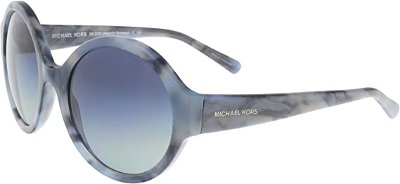 TALLA 55. Michael Kors Seaside Getaway Gafas de sol Unisex Adulto