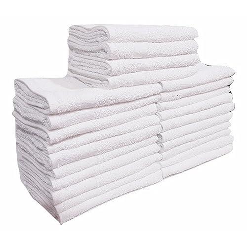 Towel Stock Lots: Hand Towels In Bulk: Amazon.com