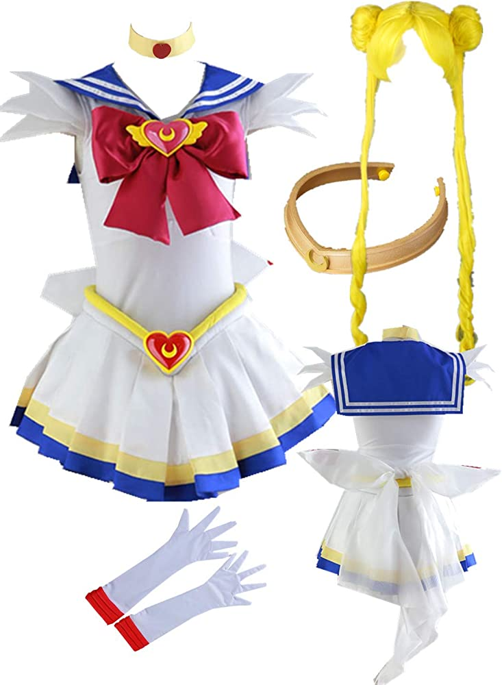 Amazon.com SWEET CHERRY Sailor Moon Tsukino Usagi Role
