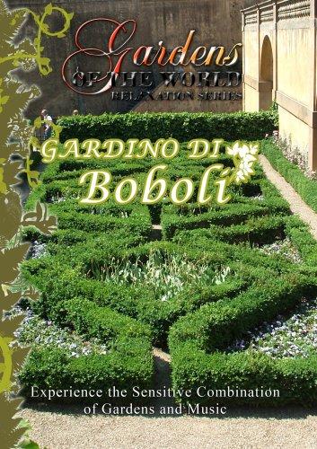 (Gardens of the World  GARDINO DI BOBOLI -Firence)