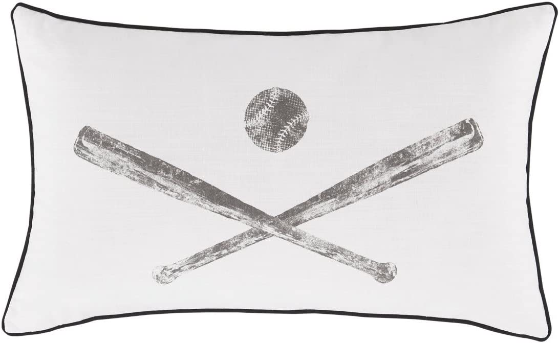 Signature Design by Ashley Waman Throw Pillow, Charcoal