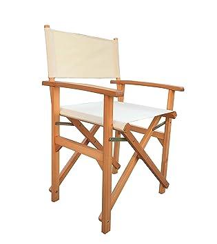 Amazon.com: MUMUMI Silla plegable portátil de madera maciza ...