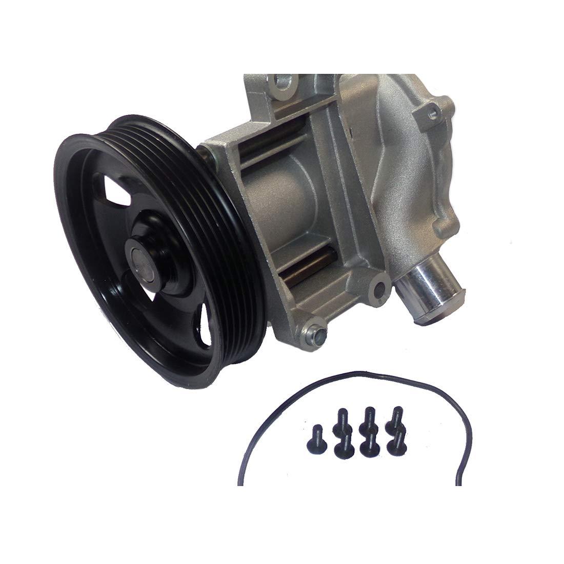DNJ WP825 Water Pump for 2002-2008 / Mini/Cooper / 1.6L / SOHC / L4 / 16V / 1600cc / W10B16A