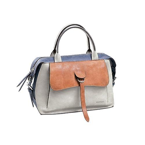 fad596dcf4a Matties Bags Bolso Bandolera Mujer Bronce Chick  Amazon.es  Zapatos y  complementos