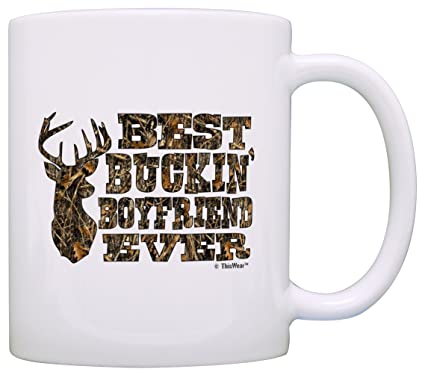 Amazon Country Gift For Boyfriend Best Buckin Ever