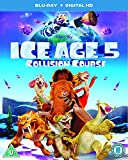 Ice Age: Collision Course [Blu-ray] [2016]