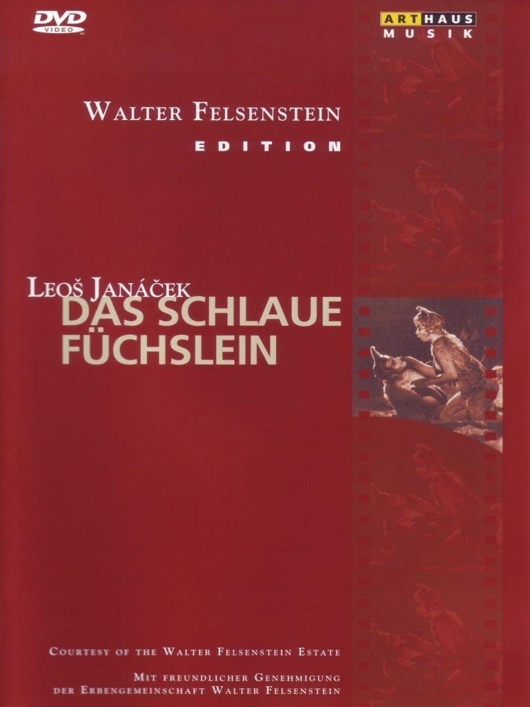 Leos Janacek Das Schlaue Füchslein Walter Felsenstein Edition