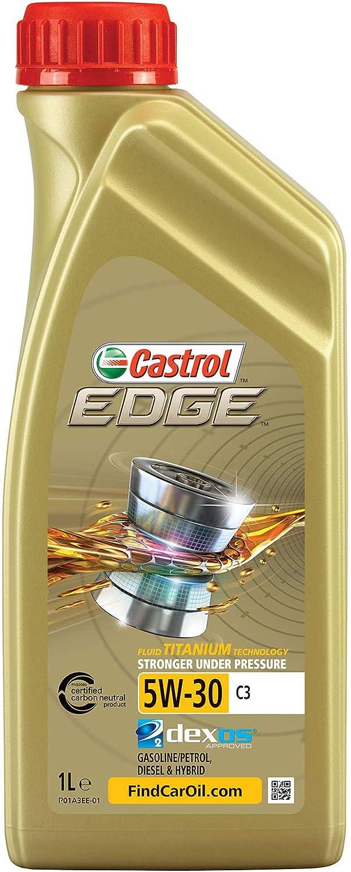 Castrol Edge 5w 30 C3 Motorenöl 1l Auto