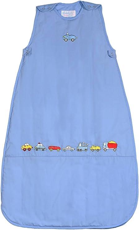 Dream Bag Saco de dormir de coches azul azul Talla:6-18 months 1.0 ...