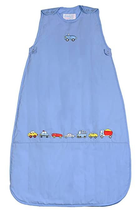 Dream Bag Saco de dormir de coches azul azul Talla:6-18 months 1.0