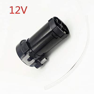 Viping Air Compressor 12V Air Pump Air Compressor Kit with Hose for Horn Super Loud Trumpet Air Horn Replacement air Pump Car Horn Kit Chromed for Any Vehicle Trucks Lorrys Vans Trains Boats: Car Electronics
