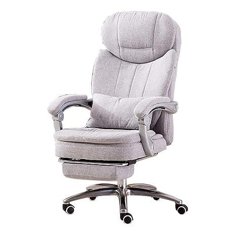 XKKD Silla Reclinable Reposacabezas Grande Muebles/Oficina Mesa ...