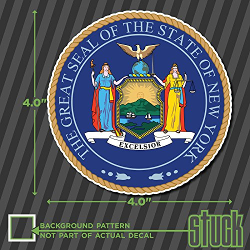 The Great Seal Of State Of New York -4