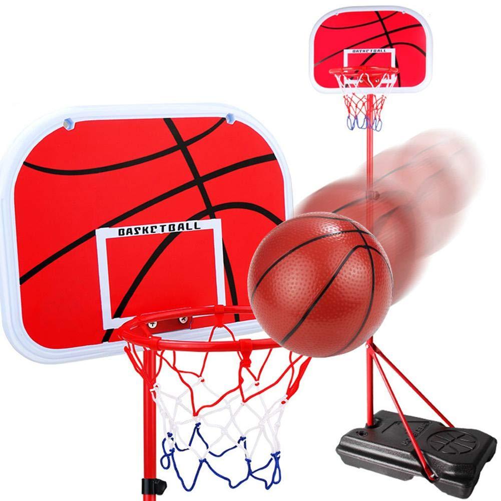 LYH Canasta Baloncesto Infantil Soporte De Baloncesto Ajustable ...
