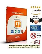 Microsoft Office 2019 Professional Plus para 1 PC. Solo para Windows 10. Licencia perpetua. Envio por email
