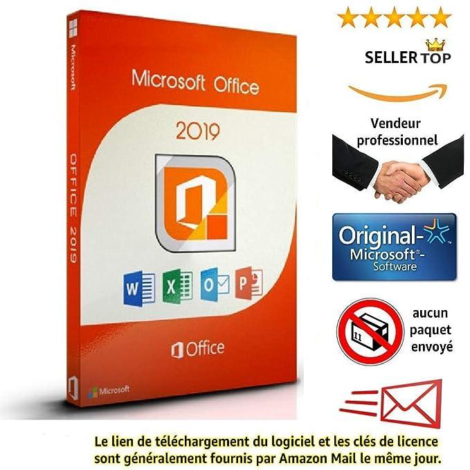 microsoft office 2019 professional plus  MICROSOFT OFFICE 2019 PROFESSIONAL PLUS Licenza A VITA ...