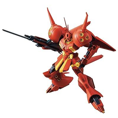 Bandai Hobby HGUC R-Jarja ''ZZ Gundam'' Model Kit: Toys & Games