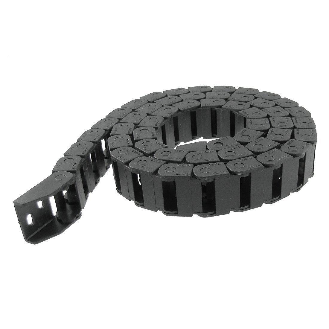 Copapa PlasticTowline CNC Machine Tools Cable Carrier Drag Chain (10X20mm)