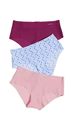 bc4079ec44 Calvin Klein Underwear Women s Invisible Hipster 3 Pack at Amazon Women s  Clothing store
