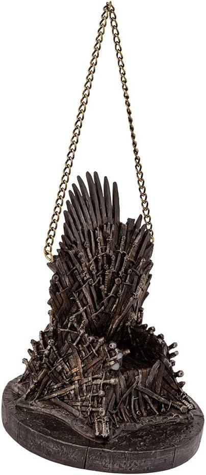 Amazon Com Kurt Adler 4 Inch Game Of Thrones Resin Throne Ornament Home Kitchen