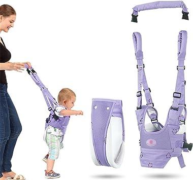 SJHO Arnes Bebe Andar Arnes De Seguridad para Bebes Rosa Púrpura ...