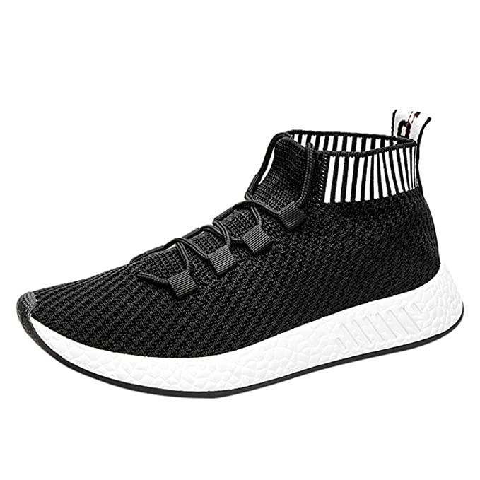 1115a946a0ce8 DENER Men Fashion Sneakers, High Top Cross Training Wide Width ...
