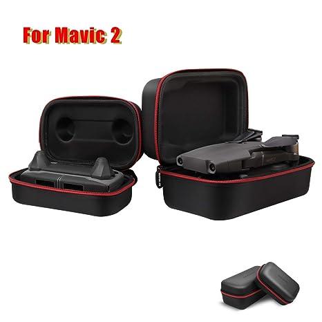 JXE - Maleta de Viaje portátil Impermeable para dji Mavic 2 Pro ...