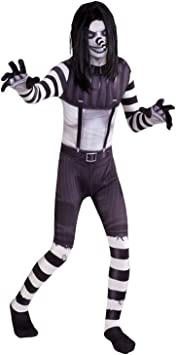 Morphsuits de Risa de Jack Scary Leyendas urbanas Halloween de ...