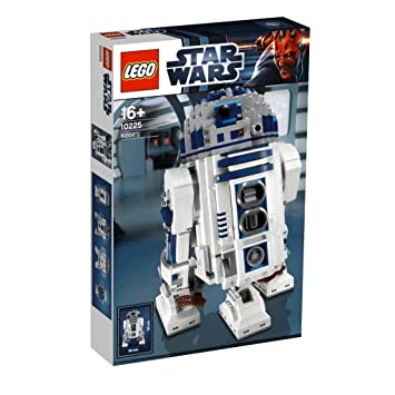 Amazon Lego Star Wars R2 D2 Tm 2127pcs Toys Games