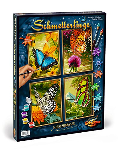 Schipper Butterflies Paint by Number