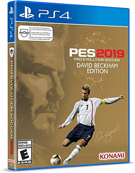 Amazon Com Pro Evolution Soccer 2019 Playstation 4 David