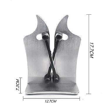 Great Houseware - Afilador de Cuchillos para Cocina (Cuchillas estándar)