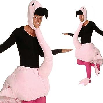 Disfraz de flamenco de despedidas de soltero disfraz de animales ...