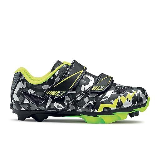 Amazon.com: Northwave Junior MTB Zapatos martillo Junior ...