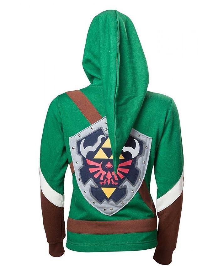 The Legend of Zelda - Chaqueta - para Mujer: Amazon.es: Ropa ...