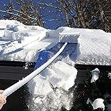 Signstek Snow Roof Rake 30ft – Snow Removal Tool