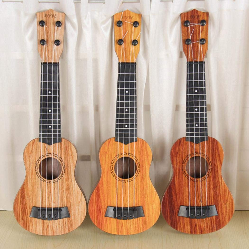 Pinsparkle Kids Children Can Play Simulation Guitar Toy Musical Instruments Toys Guitars & Strings