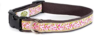 product image for Earthdog Decorative Adjustable Hemp Dog Collar Collection Indi Small Collar