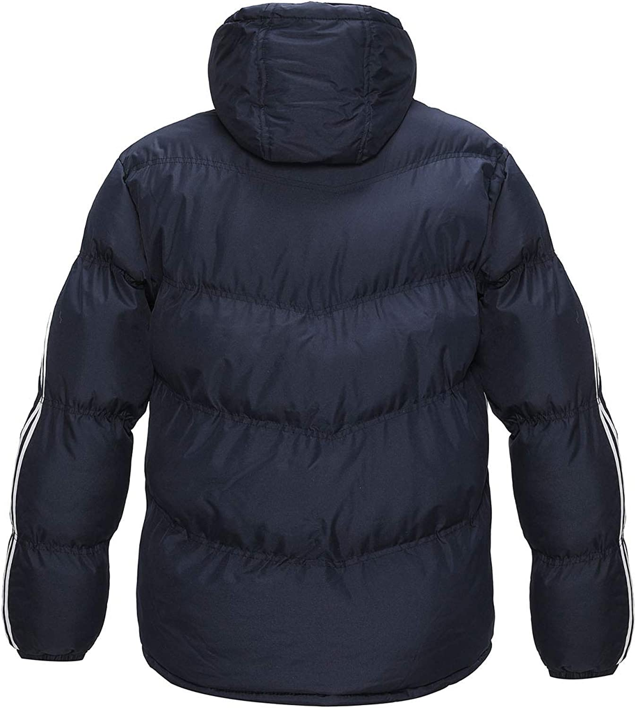 GEEK LIGHTING Mens Winter Lightweight Outwear Puffer Coats