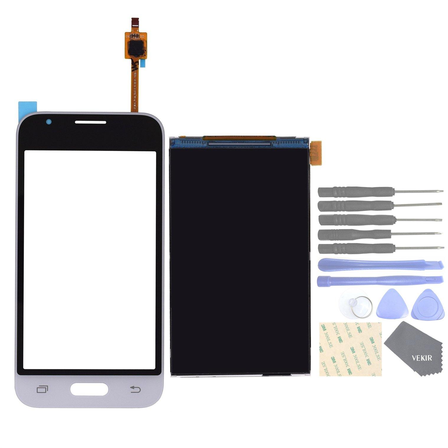 Modulo LCD Blanco para Samsung J1 Nxt J105 J1 Mini 2016 Touc