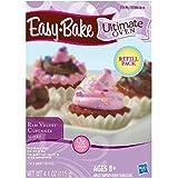 Playskool Easy Bake Ultimate Oven Refill Red Velvet Cupcake 4.1 Oz