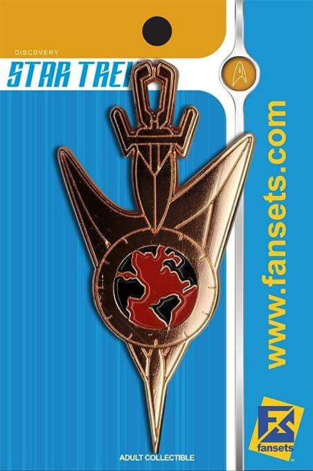 Discovery Mirror Universe Science Badge Quantum Mechanix Star Trek