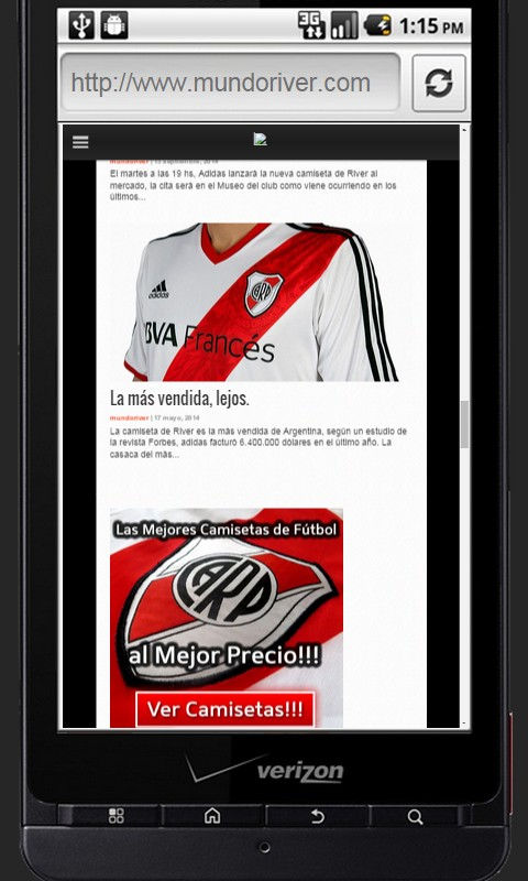 Amazon.com: Mundo River Plate: Appstore for Android
